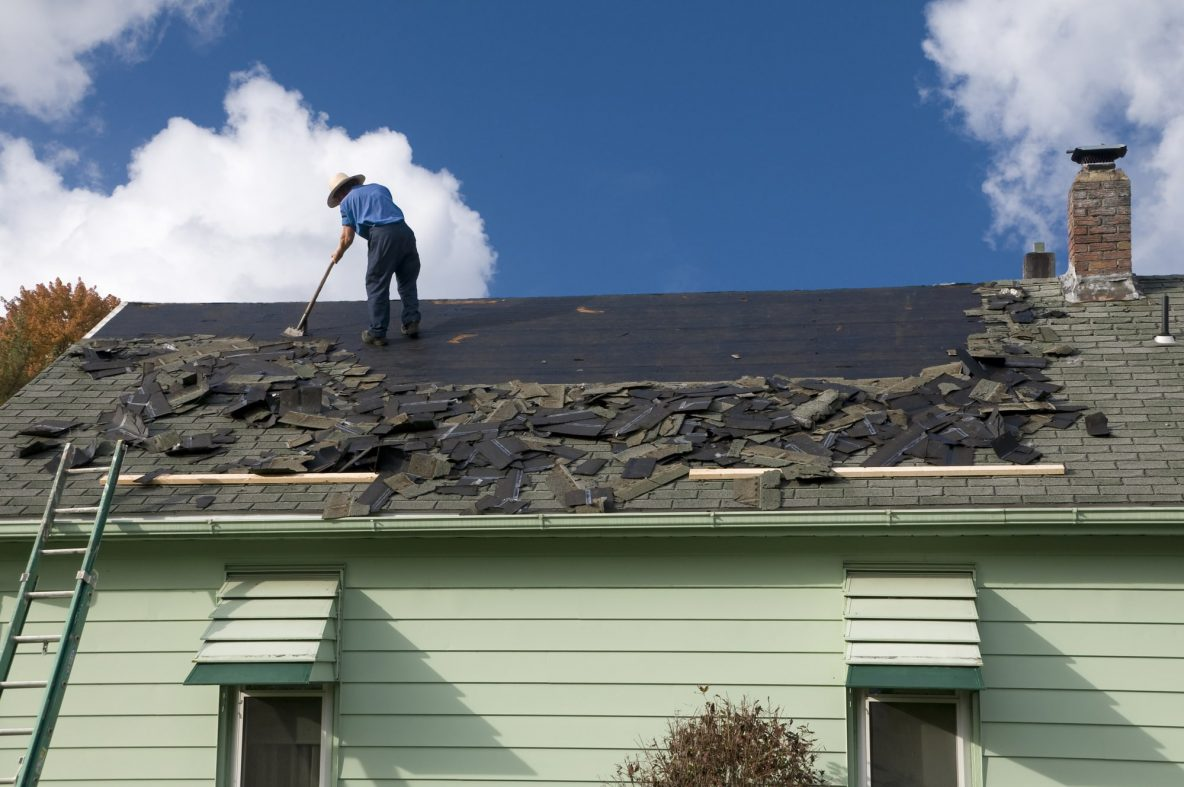 roof repair Idaho Falls