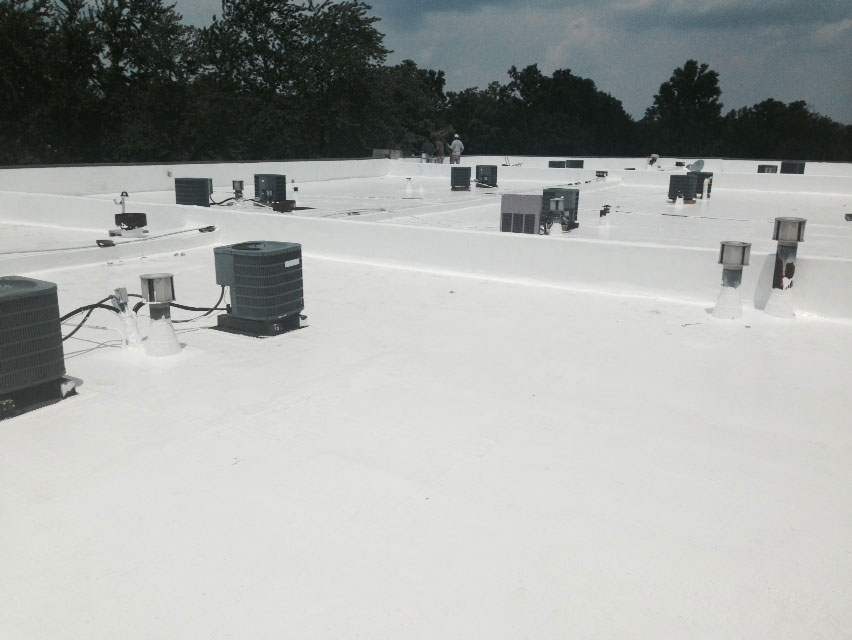 roof coating in Idaho Falls