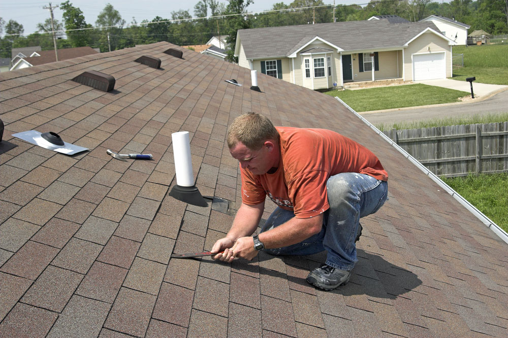 roofing contractor in Idaho Falls