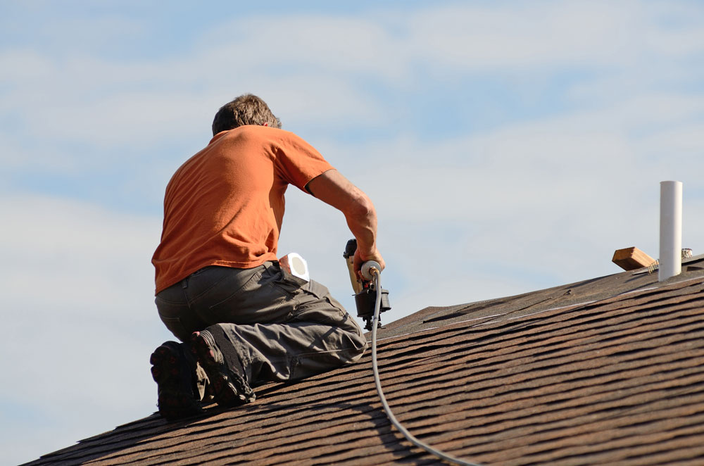roof replacement in Idaho Falls